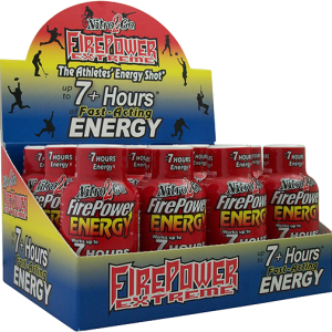 Firepower shot berry box