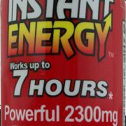 Instant energy berry