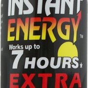 Instant energy extra strength promegrage