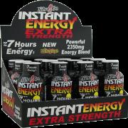Instant energy extra strength promegrage box