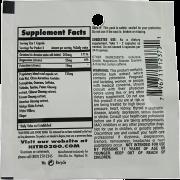 explosive ginseng packet backside